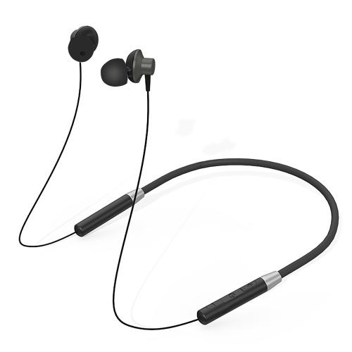 Auriculares inalámbricos Bluetooth 5.0 Deporte al aire libre Cuello Colgante Auriculares de música