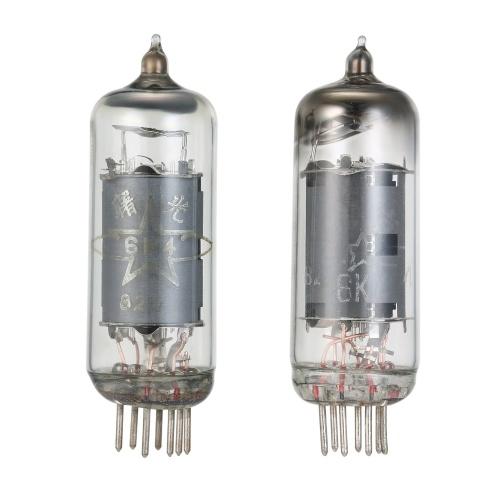 2 pièces 6K4 remplacement de Tube à vide de Valve de Tube électronique pour 6AK5 / 6AK5W / 6Zh1P / 6J1 / 6J1P / EF95 amplificateur de Tube de couplage bricolage préampli Tube à vide