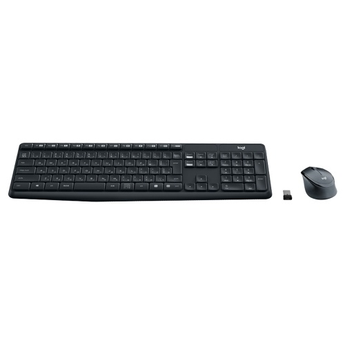 Combo tastiera per mouse wireless Logitech MK315