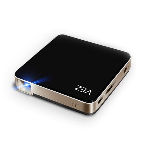 VEZ Android 4.4 DLPプロジェクターホームシアター1080P 120インチスクリーン