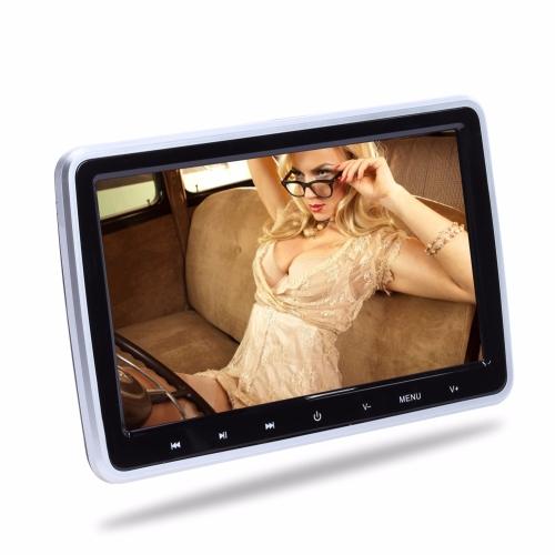 XD-1101 10in Автомобильный подголовник DVD-плеер Авто мониторы