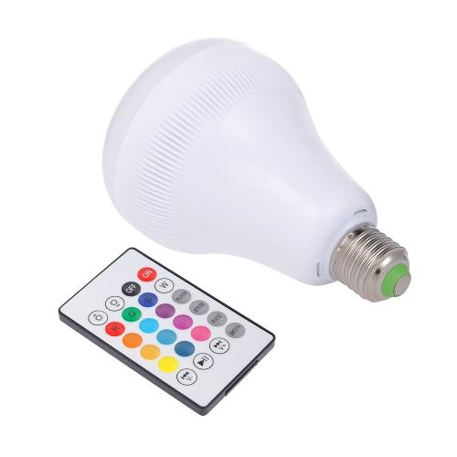 Интеллектуальная светодиодная лампа с интегрированным Bluetooth-динамиком