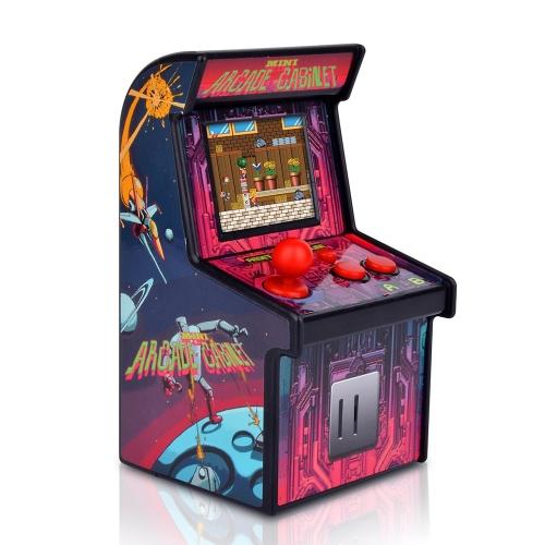 Retro Mini Arcade Cabinet Video Game Rose Red