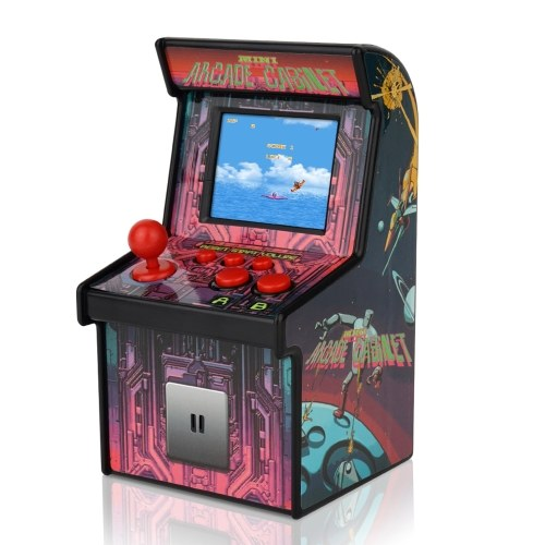 Ретро мини-аркадный кабинет Видеоигра Rose Red