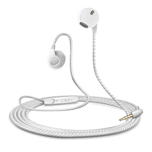 HONGBIAO SM S10 3,5 mm fones de ouvido com fio