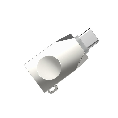 hoco. UA9 Type-C to USB 3.0 OTG Adapter Zinc Alloy USB C Connector Charging Data Transfer Male to Female