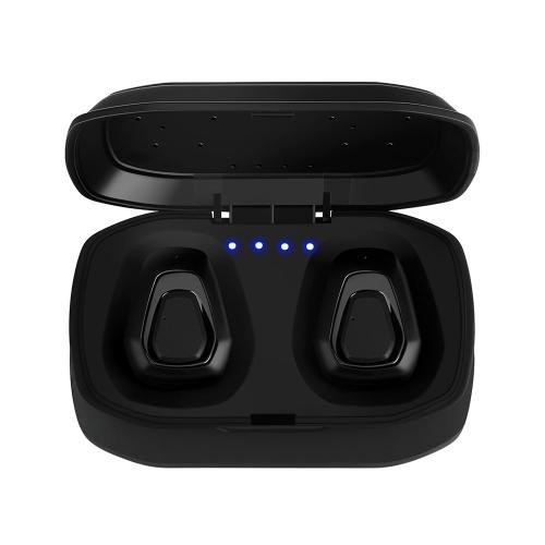 A7 Bluetooth 5.0 TWS Наушники True Wireless Наушники-вкладыши Музыкальные наушники Спортивная гарнитура Громкая связь с микрофоном Зарядный чехол
