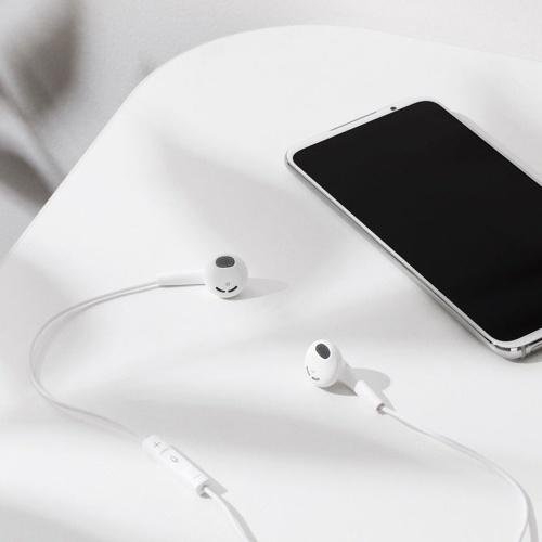 Meizu EP3C Earphone High Analytic Sound Quality Sports Headphone In-ear Headset with Mic