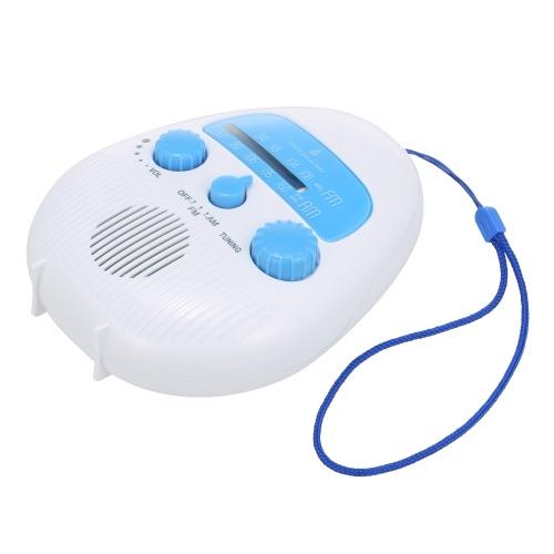SY-900 FM / AM Портативный радиоприемник Мини-радиоприемник для душа Водонепроницаемый фото