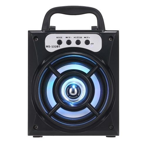 MS-132  Portable Outdoor BT Speaker Super Bass