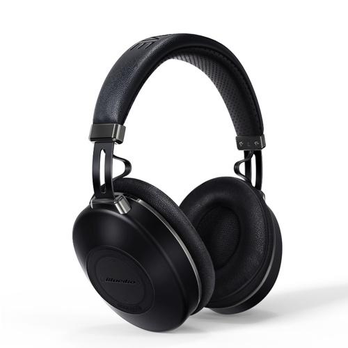 Bluedio H2 Drahtlose Kopfhörer ANC Bluetooth 5.0 Headset HIFI Sound Support TF-Karte Line-In Cloud-Funktion APP Schrittzählung