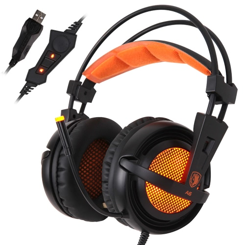 SADES A6 Gaming Headphone