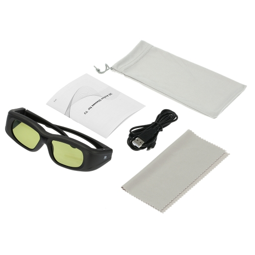 Gonbes G05-A 3D Active Shutter Glasses 3D TV Glasses IR & Bluetooth
