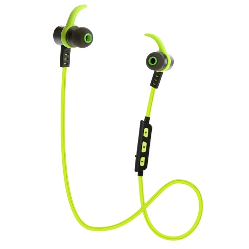M5 Wireless Bluetooth Stereo Headphone Bluetooth 4.1 CSR8635 In-ear Earphone IPX 5 Waterproof Hands-free Headset with Mic Absorptive Design for Android / iOS Smart Phones Other Bluetooth-enabled Devices