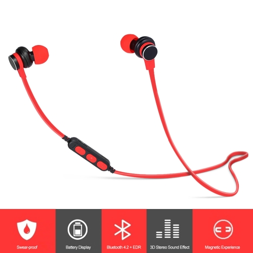MS-T1 Bluetooth Headset Wireless In-ear Headphone