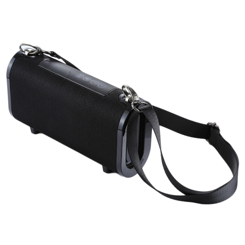 Портативный беспроводной Bluetooth-динамик Dual 5W с плечевым ремнем