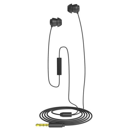 X110 Anti-ruído de sono fone de ouvido intra-auricular