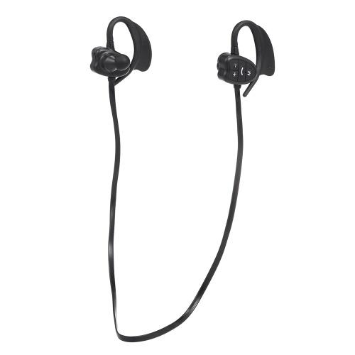 سماعات رأس بلوتوث لاسلكية 8GB مشغل موسيقى MP3 IPX8 سماعة الرياضة للماء