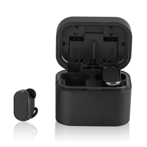 HY7 True Wireless Headphones Mini TWS BT 5.0 Earbuds With Mic Charging Box