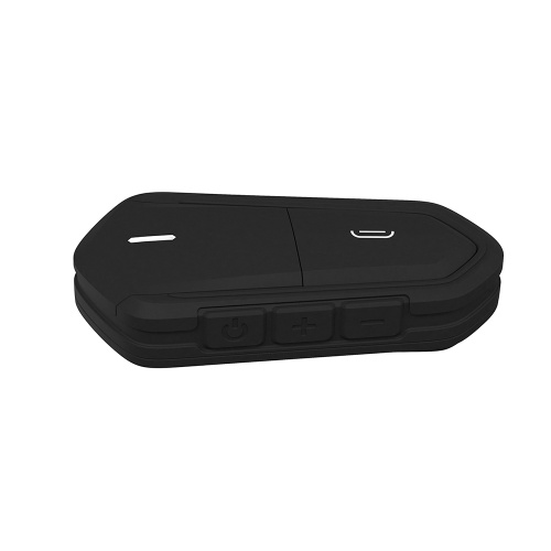 B35 Bluetooth 4.1 + EDR Casco de Auriculares de Motocicleta A Prueba de agua de Bajo Consumo Auriculares Inalámbricos Auriculares Soporte de Radio FM