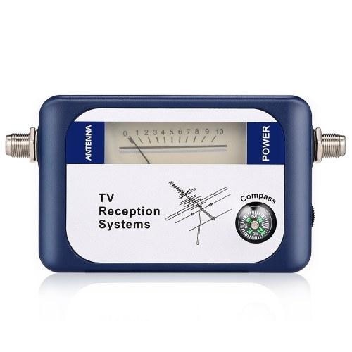 95DTL DVB-T Цифровой Спутниковый Сигнал Finder
