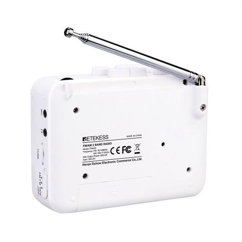 Retekess TR606 Mini Portable AM/FM ...