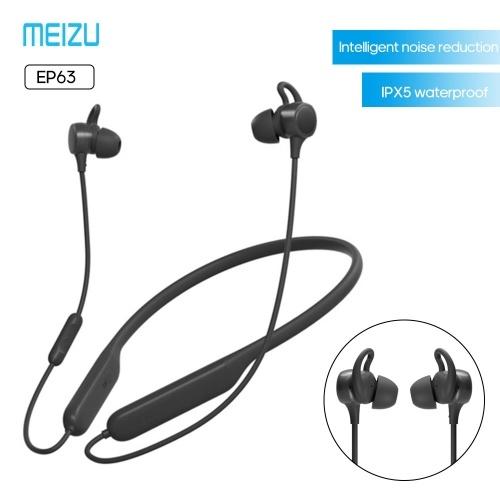 MEIZU EP63 Kabelloser Kopfhörer BT 5.0 Sportkopfhörer Stereo Headset Intelligent Noise Reduction