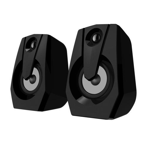 SMALODY VXSM9015 Multimedia Bass Stereo Speaker Audio Player