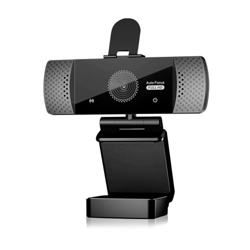 Webcams de caméra Web USB 1080P HD 2MP à mise au point automatique pour ordinateur