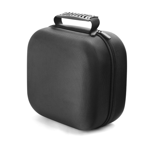 Headset-Aufbewahrungsbox Kompatibel mit Airpods Max Stoßfeste Schutzhülle Abdeckung für Airpods Max-Schutzhülle Hardcase mit Griff