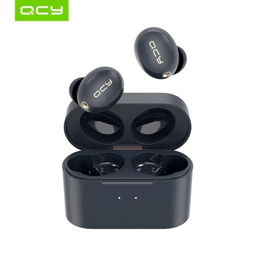 QCY HT01 Hybrid ANC TWS 5.0 True Wireless Headphones Cancelamento de ruído ativo Fone de ouvido musical