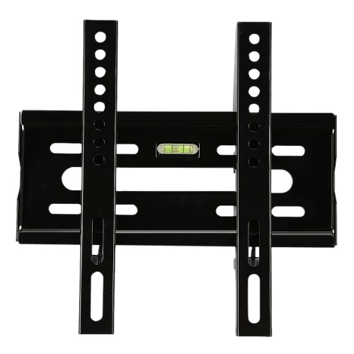 RL-004-1 TV Wall Mount Flat Panel Fixed Mount Flat Screen Bracket with 230 * 230 VESA Loading Capacity 50kg for 14-32in Screen LCD LED