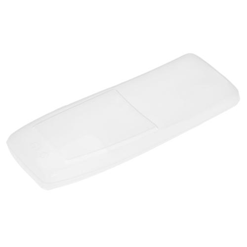 1 PC Silicone Controle Remoto Saco De Armazenamento De Proteção À Prova D 'Água Anti-Poeira Capa Protetora Para Controles Remotos de Vídeo Áudio TV Ar Condição (16 * 5.5 * 2 cm)