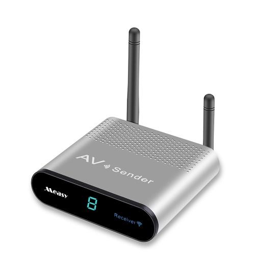 AV230 - это беспроводной аудио / видео передатчик и приемник