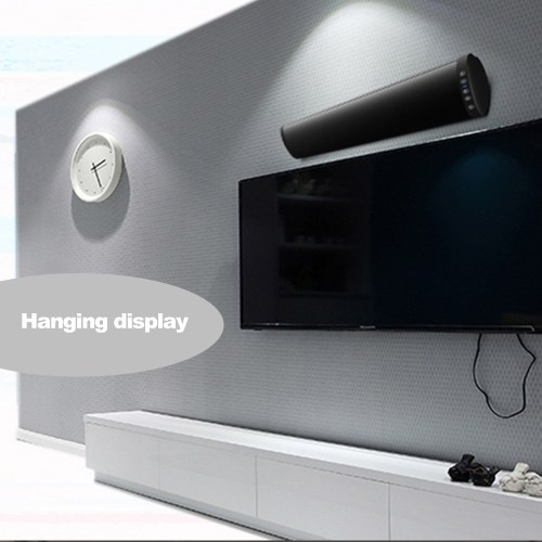 BS-41 TV Soundbar BT Speaker FM Radio Home Theater System Portable Wireless Music Boombox