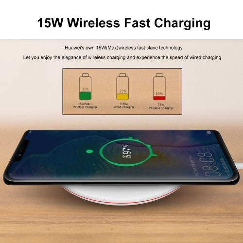 HUAWEI CP60 Chargeur Sans Fil 15W Charge Rapide