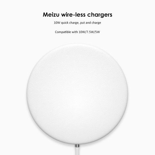 Meizu Wire-less Chargers 10W/7.5W/5W Quick Charg-ing Pad