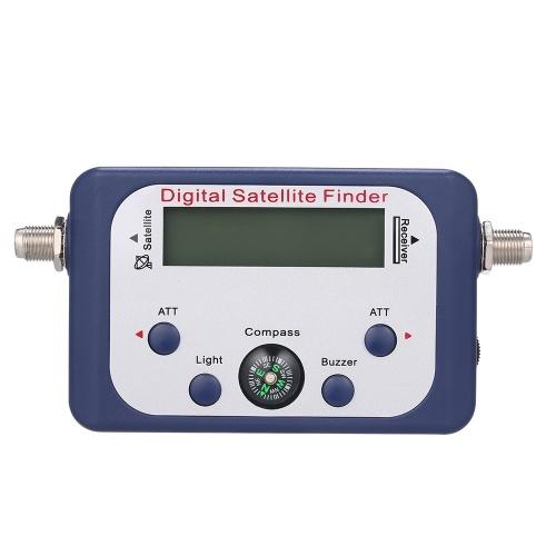 GSF-9506 TV Signal Finder Digital Sat Finder