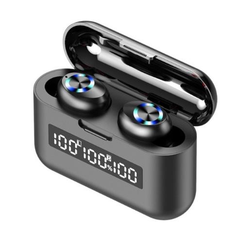 X35 BT5.0 Kopfhörer Auto Pairing Rauschunterdrückung Klare Anrufe Touch Control Life Wasserdicht