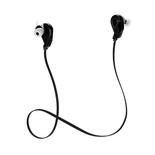 Wireless Bluetooth Stereo Headset Bluetooth 4.1+ ERD In-Ear  Sport Earphone Handsfree with Mic Voice Prompt Headphone for iPhone 6s Samsung S6 Tablet PC NoteBook other Bluetooth-enabled Devices Rosy