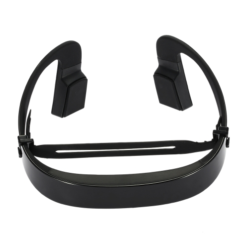 Original S.Wear se-18 condução óssea Wireless BT Stereo Headset BT 4.1 impermeável alça de pescoço NFC fone de ouvido mãos-livres para iPhone6 6Plus Samsung HTC Tablet PC portátil preto