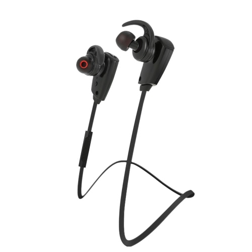 H903 Wireless Bluetooth Stereo Headphone Bluetooth 4.0 CSR 8635 In-ear Sport Earphone Hands-free Headset EQ Sound Effect with Mic Black for Android / iOS Smart Phones Other Bluetooth-enabled Devices