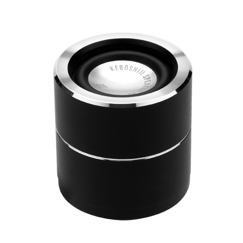 Mini Size Portable BT Wireless Speaker Built-in Mic Loudspeaker Subwoofer Heavy Bass Music Players Sound Box Hands-free Calls Powerful Sound for iPhone/iPad/Andriod/Samsung/Laptops/Tablets