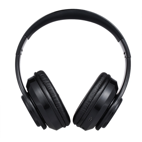 GS-L3 Foldable Wireless BT Over EarHeadset com microfone