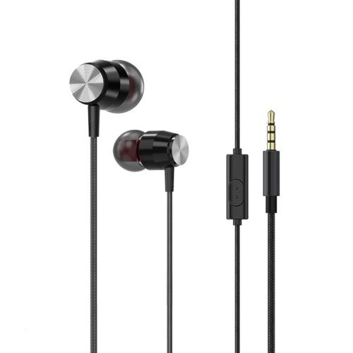 3.5mm السلكية سماعة في الأذن سماعة موسيقى ستيريو