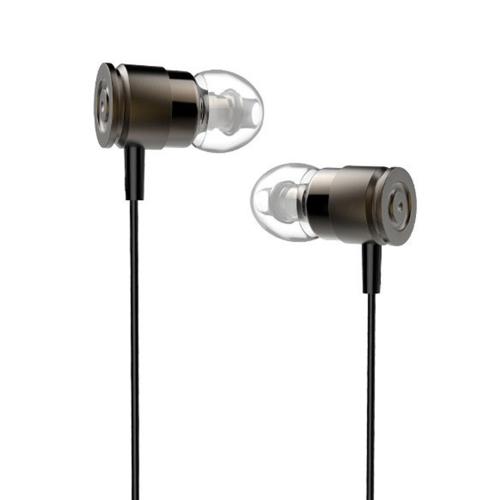 3,5 мм проводной наушники в ушах гарнитура стерео музыка смартфон наушники металлический динамик встроенный контроль Hands-free с микрофоном