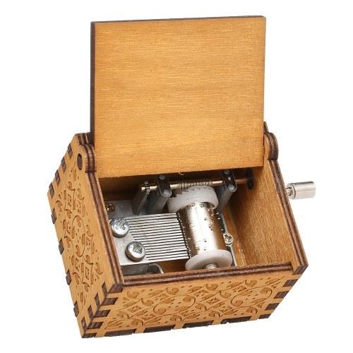 Caja de música Vintage Music Beauty