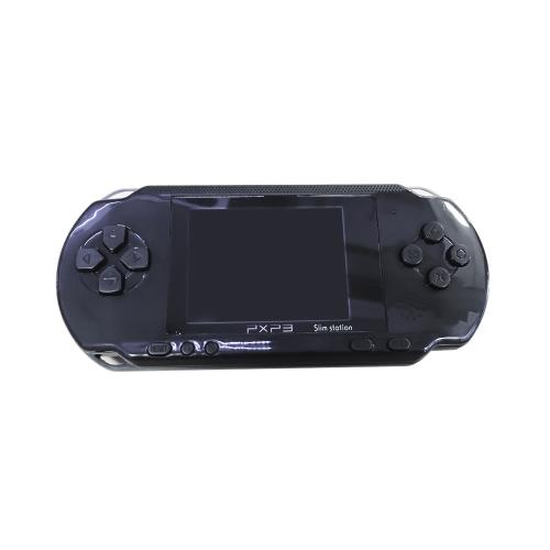 PXP3 16 bits machine de jeu portable avec des jeux intégrés PVP PSP jeu-console enfants cadeau