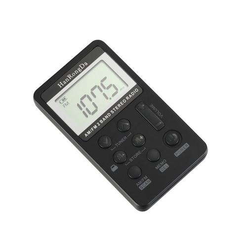 HanRongDa HRD-103 AM FM Digital Radio