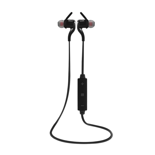 BT-3 Bluetooth 4.1 Wireless In-ear Headphones Outdoor Sport Earphones Stereo Music Headsets Support Multi-point Connection with Microphone